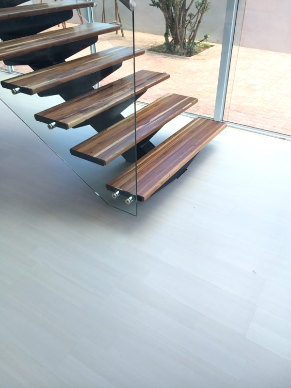Lamiate Flooring, stairs, wood, polokwane.