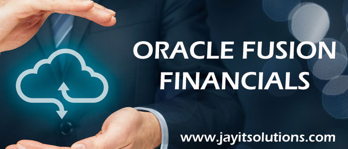 Oracle Fusion Financials CLoud Online Training Couse