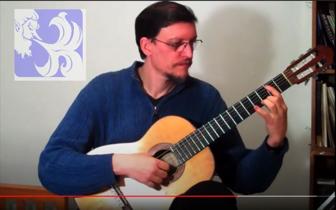 Classical Guitar Tips Video 6: Do I Really Have to Breathe While I Play Classical Guitar?