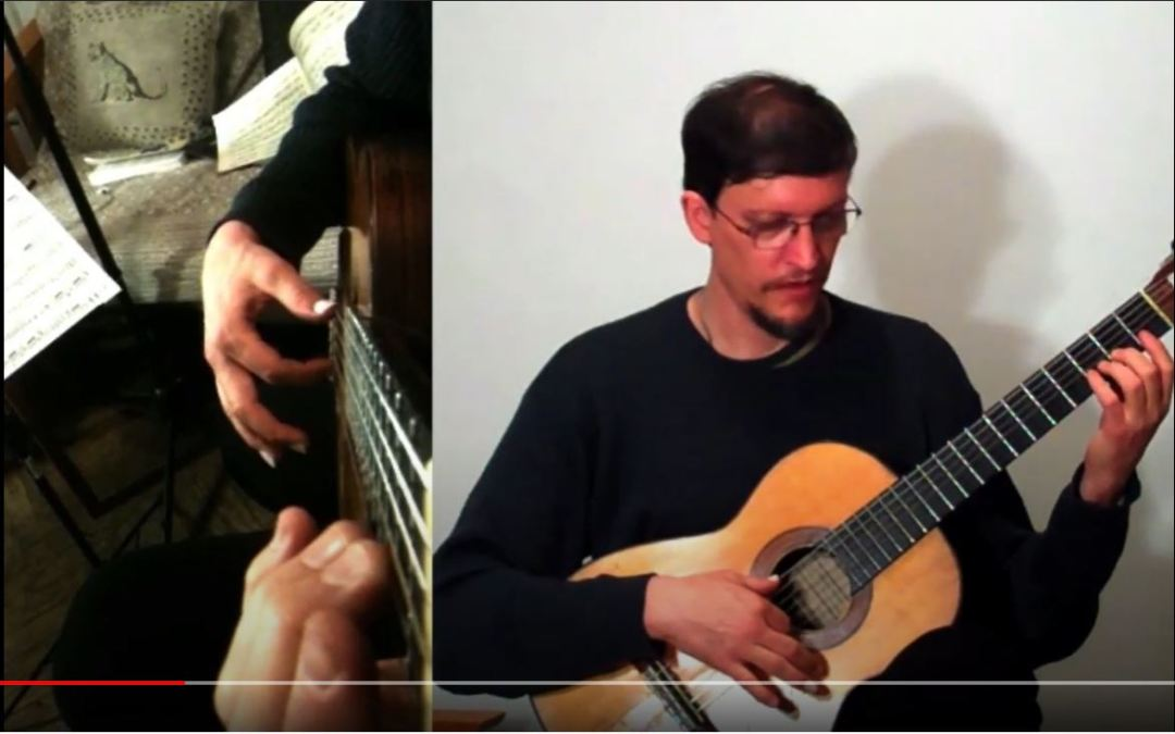 Classical Guitar Tips Video 7: Shifting Cleanly