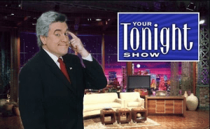 Marcel Forestieri on Your Tonight Show Set