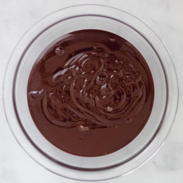 Chocolate ganche