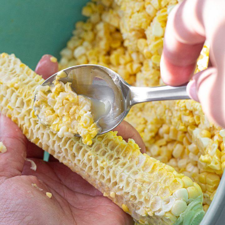 Southern Sweet Fried Corn