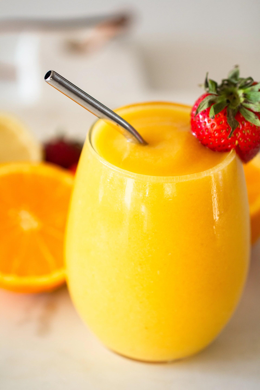 Peach Mango Refresher