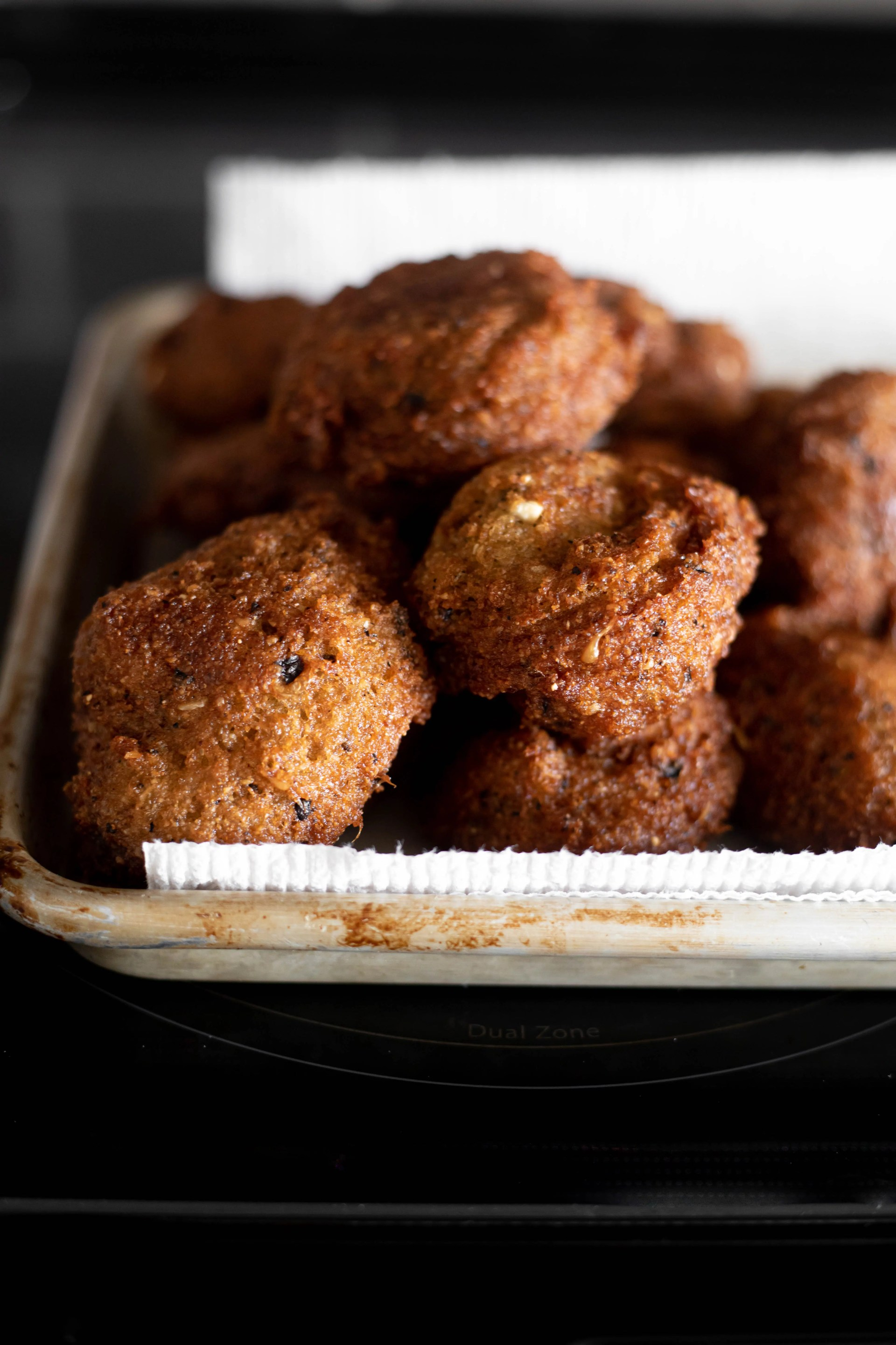 Black Eyed-Pea Fritters
