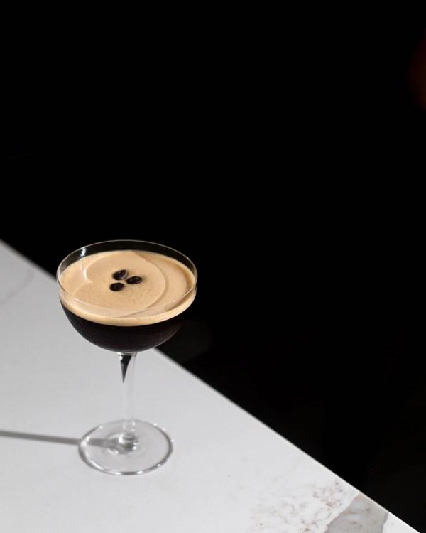 Pumpkin Spice Espresso Martini