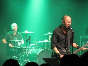 Dan Cornelius (drums) & Danko Jones (vocals/guitar)