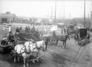 Labour Day Parade_Street Cleaning Department 1904 COV-S632-: CVA 789-13