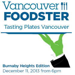 Tasting Plates Burnaby Heights