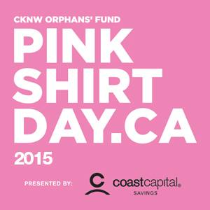 Pink Shirt Day 2015 - On The List