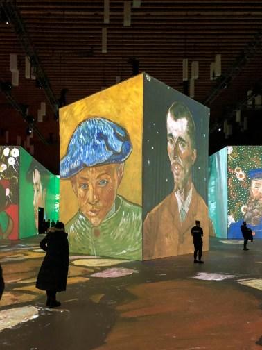 Imagine Van Gogh Vancouver IVG