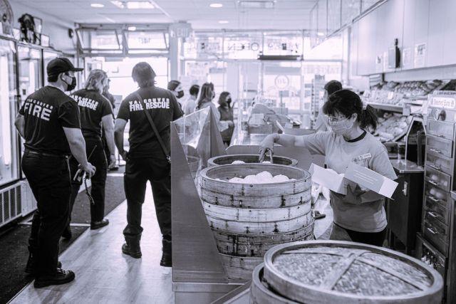 New Town Bakery - William Luk