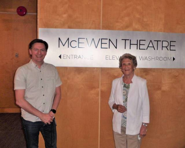 Kay Meek Art Centre - McEwen Theatre