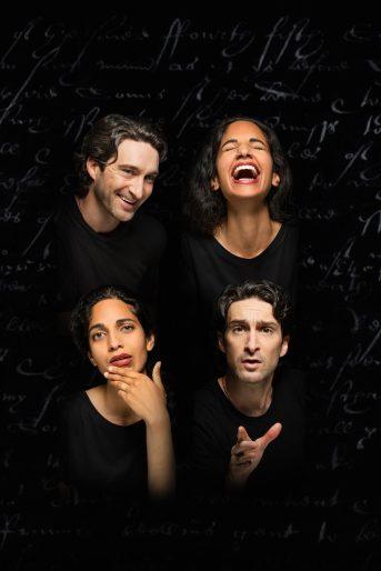 Charlie Gallant & Harveen Sandhu, Done/Undone (2021). Photo & Image Design – Emily Cooper