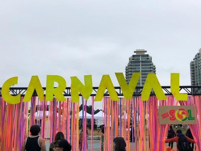 Carnaval del Sol 2019 - streamers