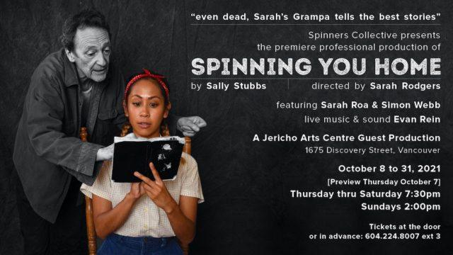 Jericho Arts - Spinning