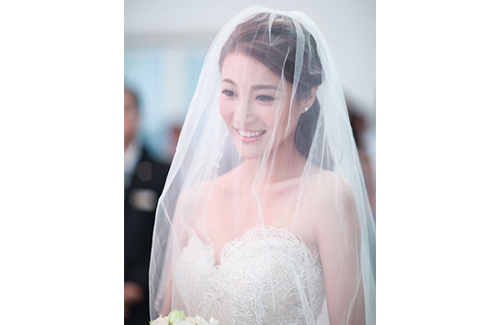 Rosina Lin Secretly Marries CEO Boyfriend