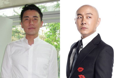 Tony Hung on Working with Dicky Cheung