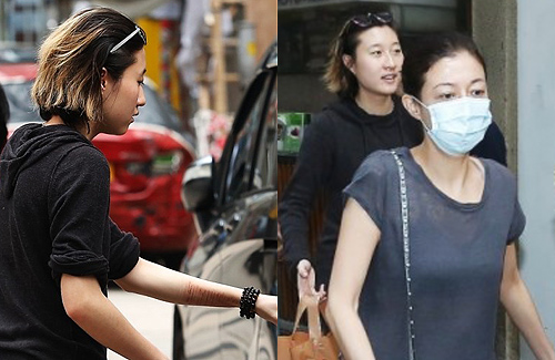 Etta Ng Spotted with 20 Cuts on Wrist