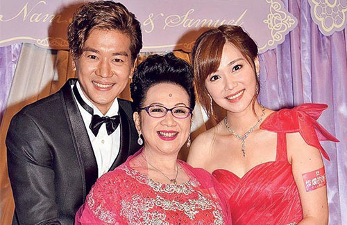 Lai Lok-yi Wants a Second Child, Roxanne Tong Confirms Boyfriend is from the Industry