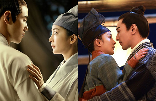 """This New Still from Yang Mi's New Drama Reminded Everyone of """"Eternal Love"""""""
