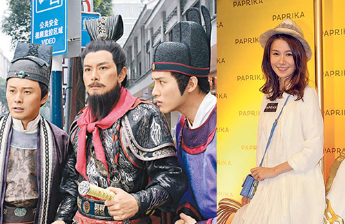 "Priscilla Wong in Talks to Play Edwin Siu's Daughter in ""A General, a Scholar, and a Eunuch"" Sequel"