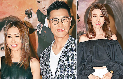 Ruco Chan Wants to Keep Coupling Up with Nancy Wu
