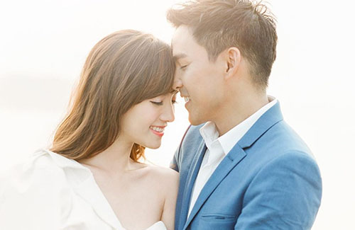 Anjaylia Chan Marries First Love
