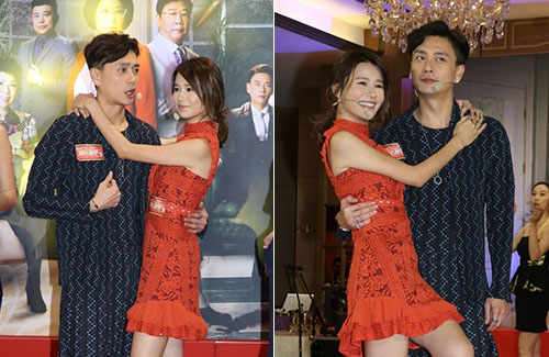 """Heart and Greed"" Gave Bosco Wong a Lot of Stress"