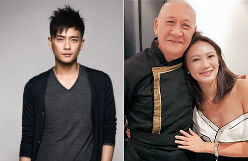 Bosco Wong Secretly Dated TVB Variety Star for Five Months