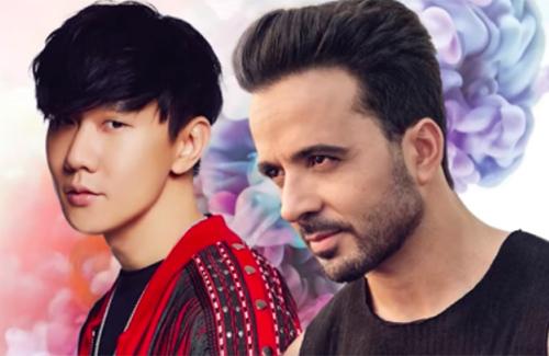 """Despacito"" Mandarin Version Featuring JJ Lin"