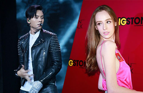 """Bruna G Marth Says She's """"Just Friends"""" with William Chan"""