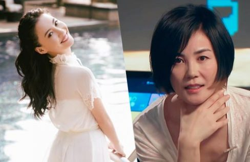 """Cecilia Cheung Withdraws from """"Sisters Who Make Waves 2"""" Because of Faye Wong?"""
