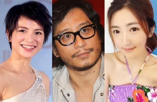 Angelica Lee and Oxide Pang Rarely Intimate; Liddy Li Not a Homewrecker? thumbnail