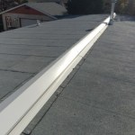 Residential flat roof in St. Albert