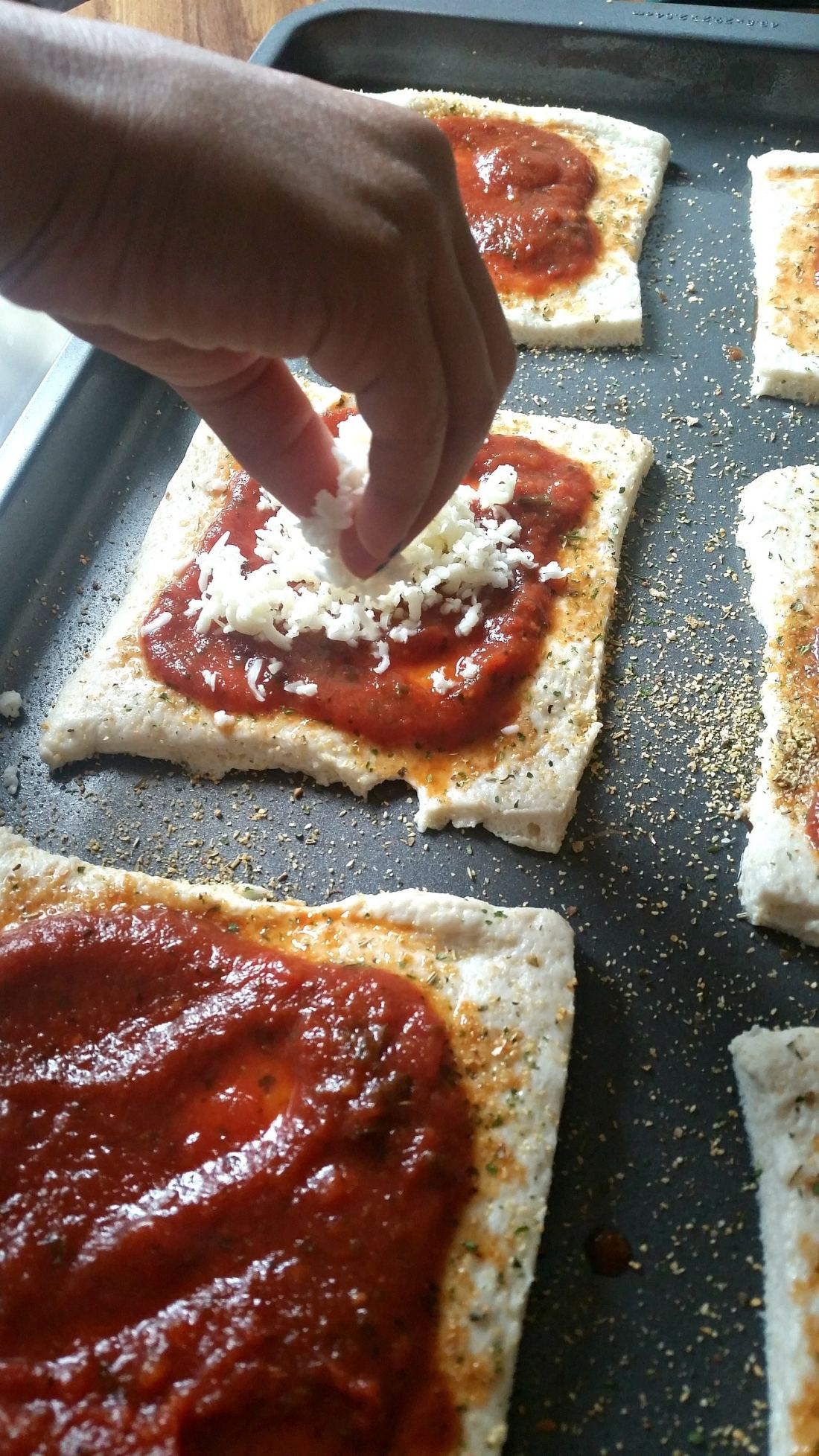 mini babybel pizzas cheese topping. Bake up some kid-friendly mini babybel pizzas. They are perfect for quick weeknight dinners or easy to make weekend meals.