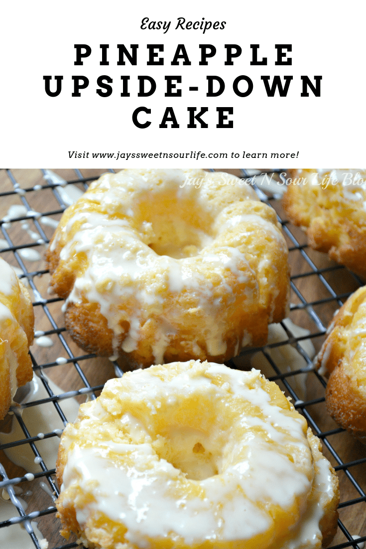 Pineapple Upside-Down Cake. Calling all pineapple lovers! I have an easy no-fail Pineapple Upside-Down Cake recipe for you. It honestly can't get any easier than this.