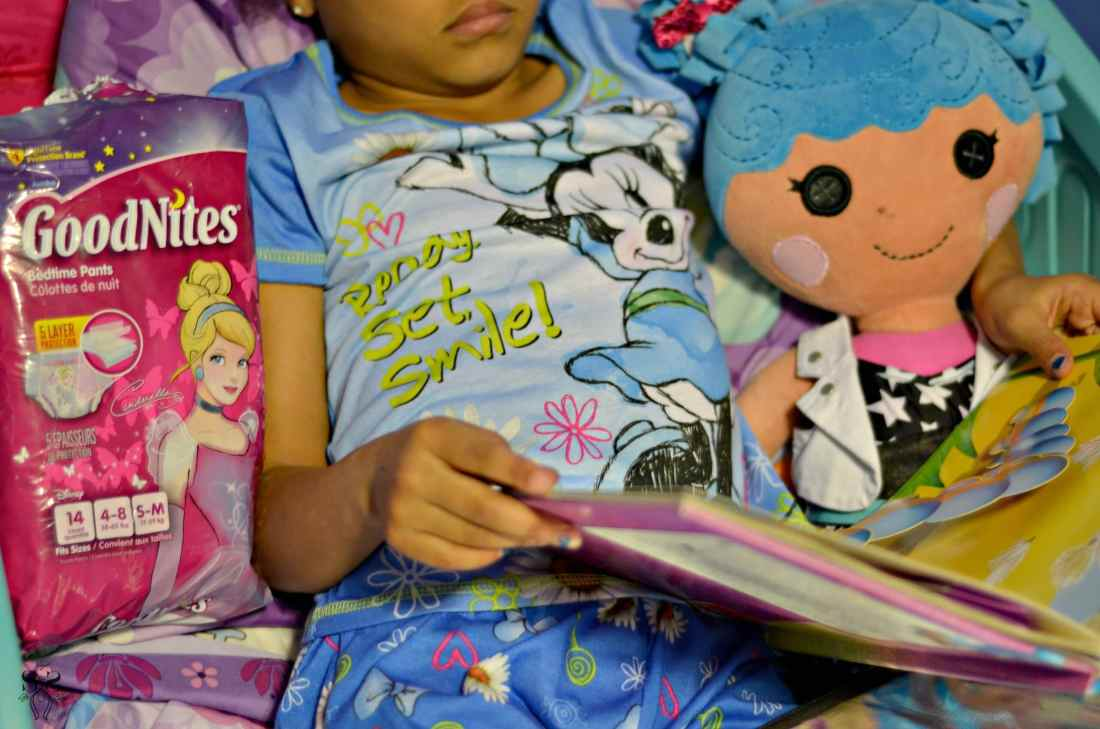 A GoodNites® Guide to a Dry Bed – KeKe's Story