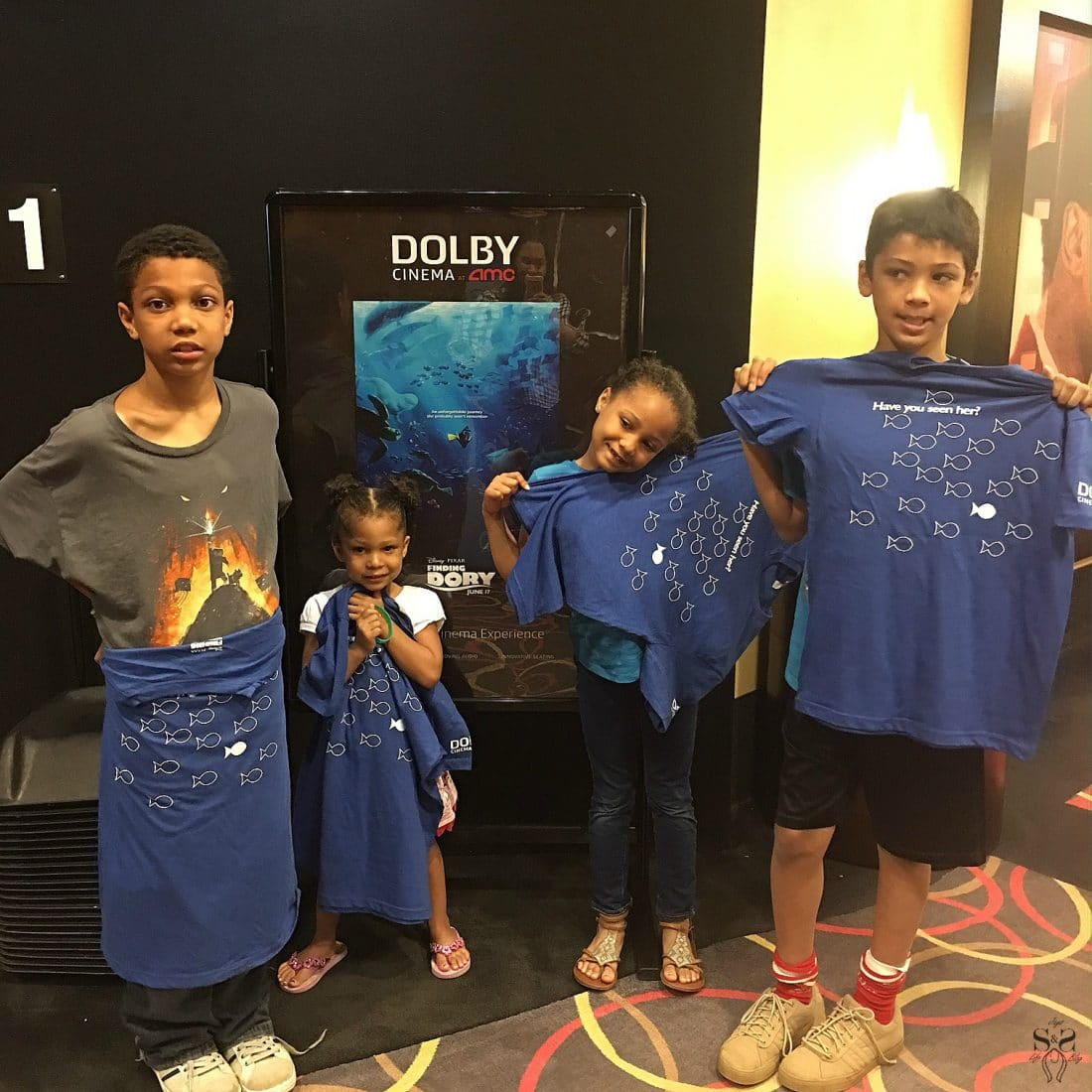 Finding Dory Dolby Cinema 1