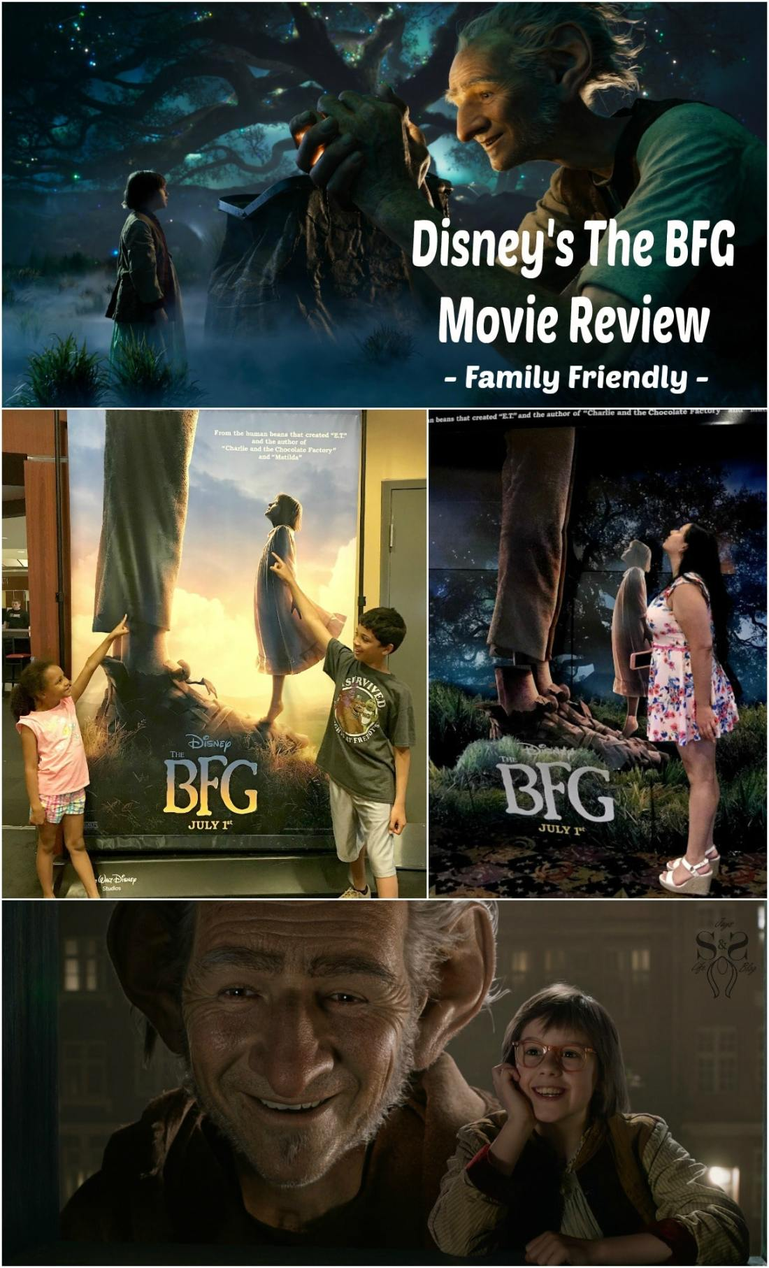The BFG Shareable