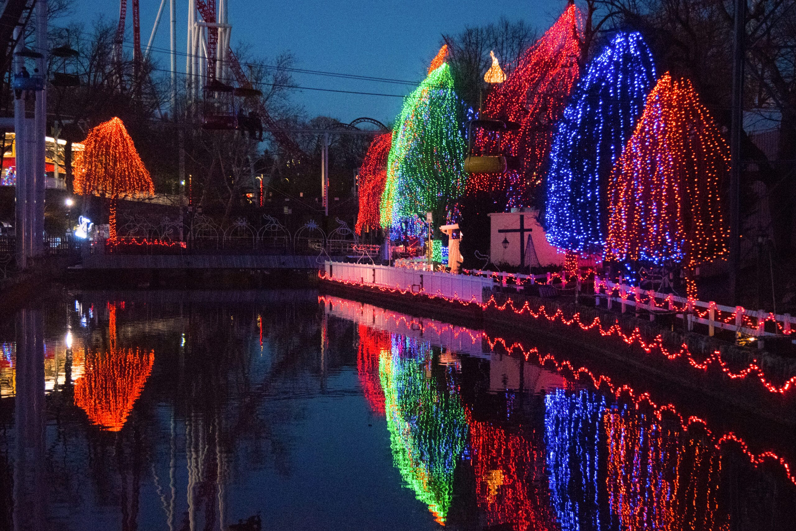 Hershey Park Christmas.12 Things To Do In Hershey Pa During Christmas Time Jays