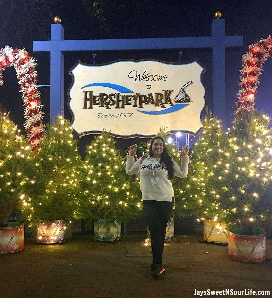 Hershey Park After Dark