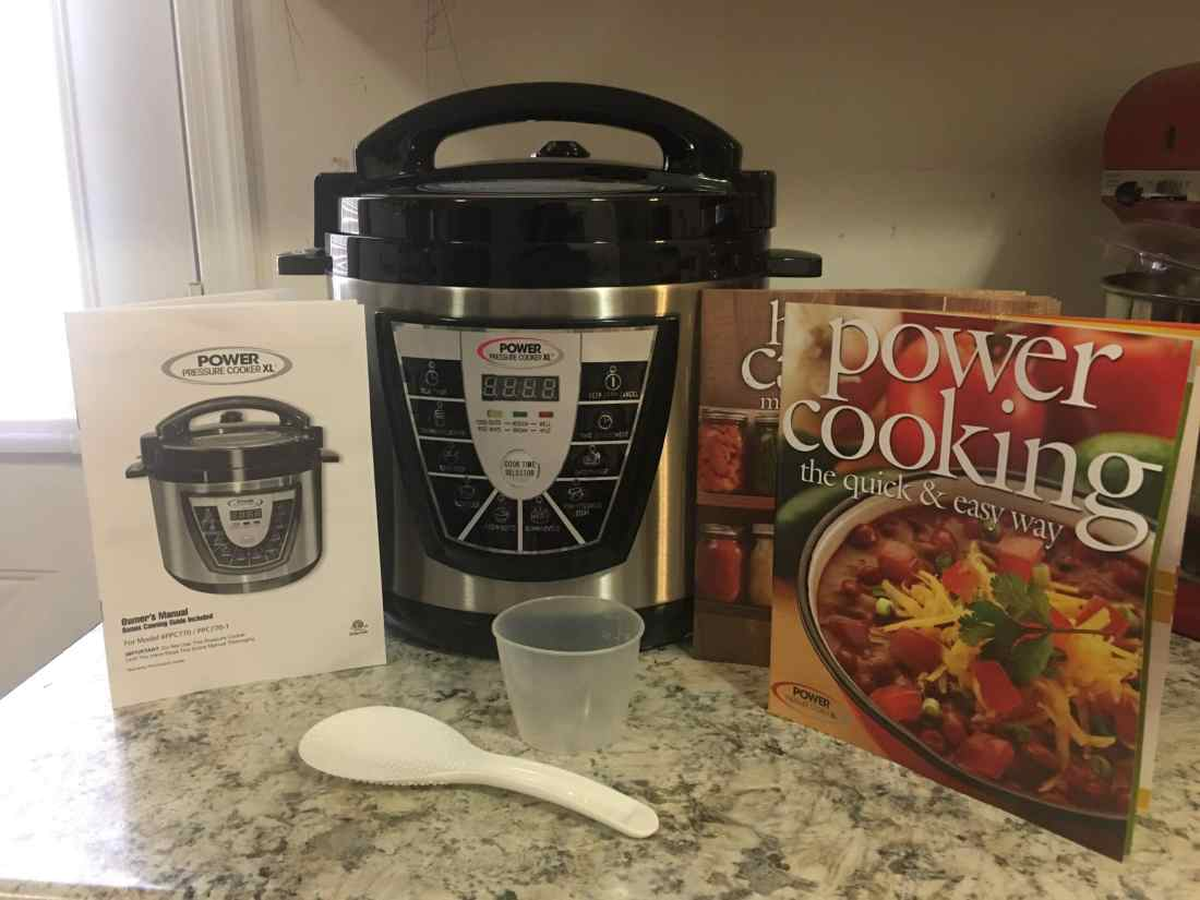 Pressure Cooker XL Unboxing Review