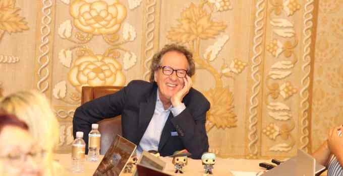 Exclusive Interview with Geoffrey Rush – Barbosa in Pirates Of The Caribbean: Dead Men Tell No Tales #PiratesLifeEvent #PiratesOfTheCaribbean