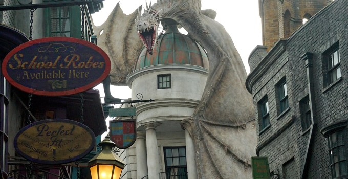 Top 9 Things To Do at Diagon Alley in The Wizarding World of Harry Potter at Universal Studios