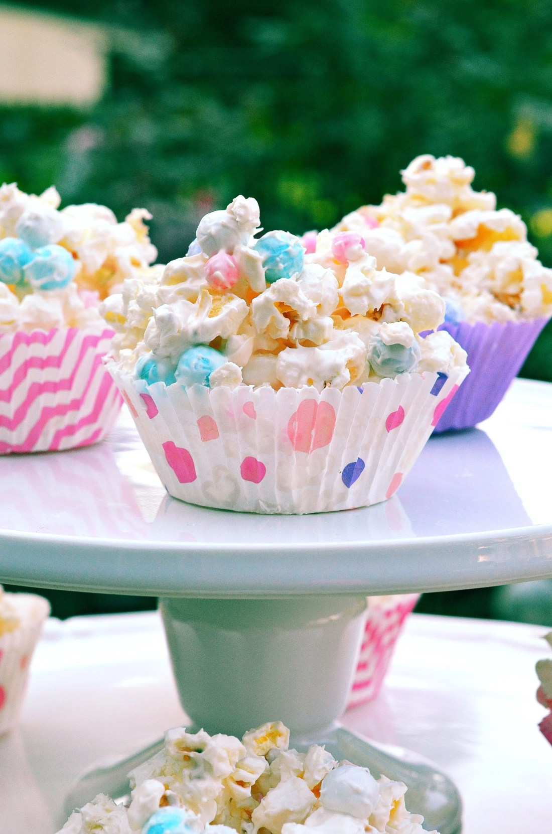Bake up some special sweets for your favorite charities. My Unicorn Popcorn is always a hit at our bake sales. It's easy to make and the kids love it.