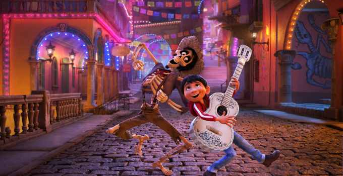 Disney Pixar's COCO Coloring Sheets – NEW Trailer