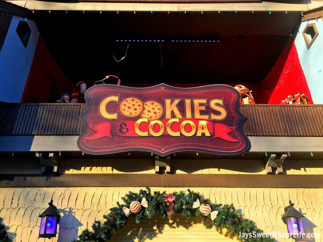 Christmas town at busch gardens williamsburg jays sweet - Can you bring food into busch gardens ...