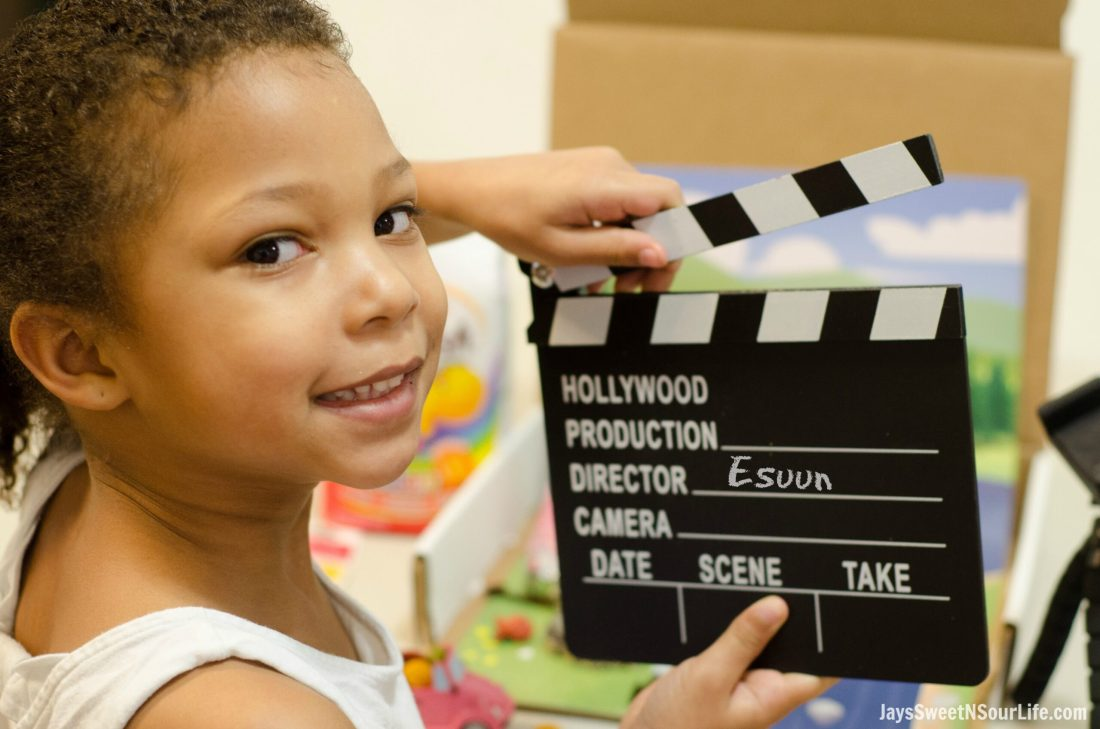 Creating Goldfish Tales with your kids are a fun way to spend your afternoons together. Create a stop motion video and share your families story with the world.