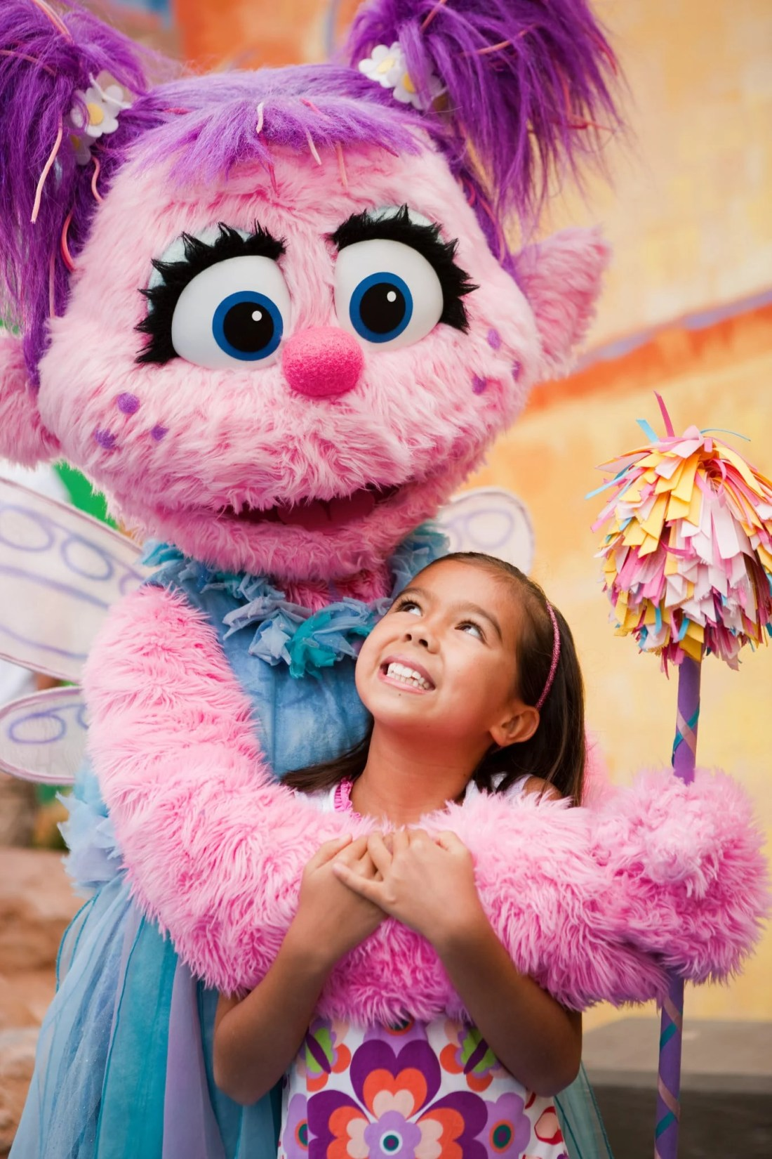 Every weekend from April 13 through May 20, join Elmo, Cookie Monster, Abby Cadabby and everyone's favorite furry friends for fun at Sesame Street® Kids' Weekends.